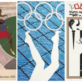 Olympic Spirit: Over the Years, Important African American Artists Have Paid Tribute to the Games and Champion Athletes