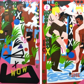 Jack Shainman Announces its Representation of Nina Chanel Abney, Will Debut Artist's Work at Art Basel Miami Beach