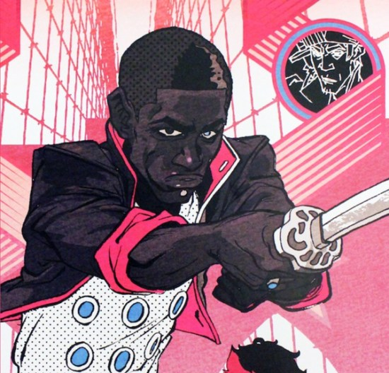 ronald_wimberly_graphic_novelist_residency_exhibition