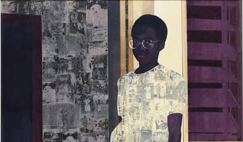 Njideka Akunyili Crosby Painting Sells for Record $3.1 Million at Christie's, Nearly Three Times Her Previous High Mark