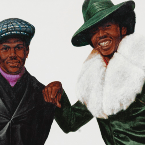 Sotheby's Posthumous Sale of 3 Paintings by Barkley L. Hendricks Yields Artist Record