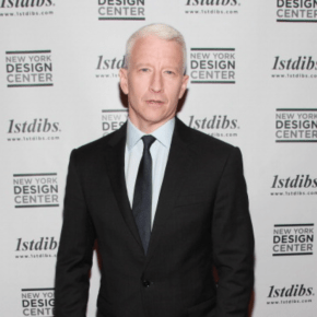 Anderson Cooper on His Newfound Passion for Contemporary Art: 'I Really Love Njideka Akunyili Crosby and Toyin Ojih Odutola'