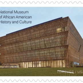 Smithsonian's African American Museum is Getting its Own U.S. Postage Stamp