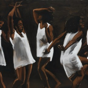 Auction Record: Lynette Yiadom-Boakye Painting Sells for More Than $1.5 million at Sotheby's, Shattering Artist's Previous High Mark