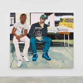 Jordan Casteel's Portraits Bring Visibility to Black Men in Harlem