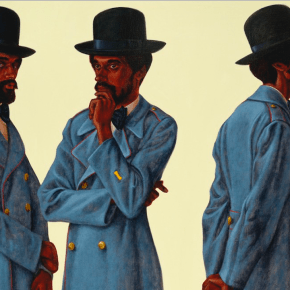 Re-Birth of the Cool: A Second Printing of the Catalog for the Seminal Barkley Hendricks Exhibition Has Been Published