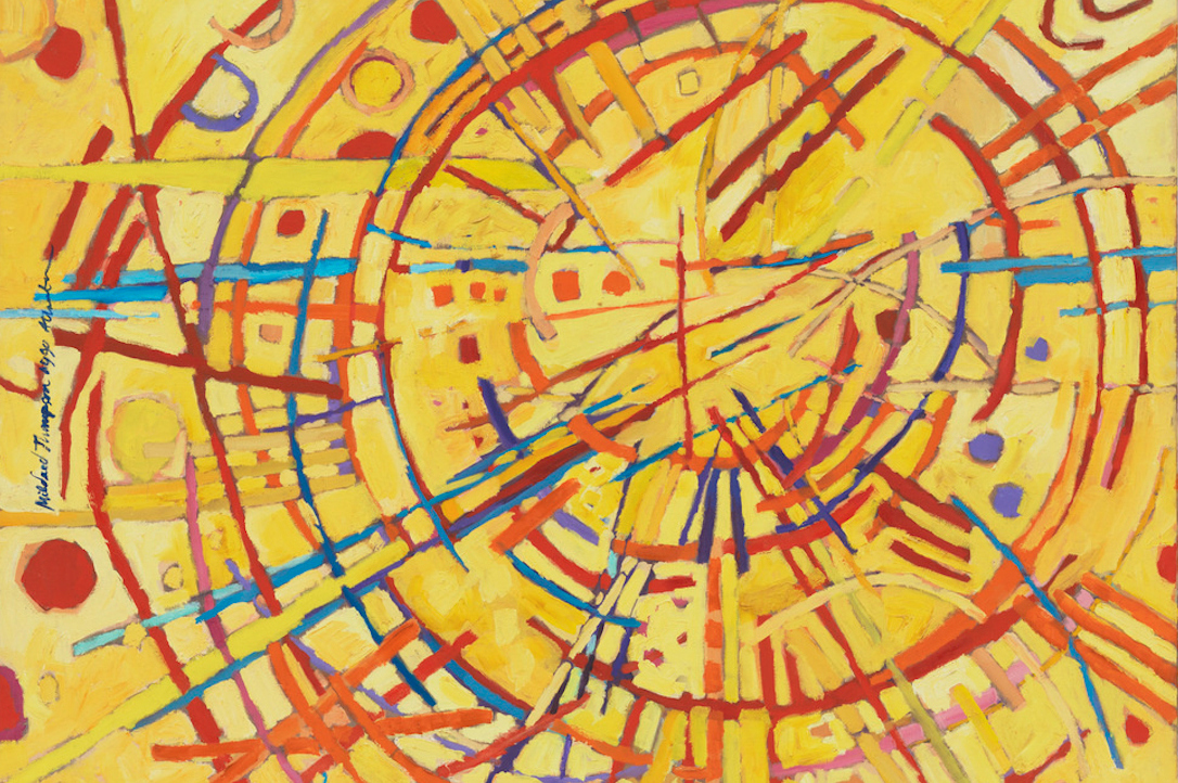 National Museum of Women in the Arts Acquires Two Works by Mildred Thompson, the Late Artist Known for Her Energetic Abstractions