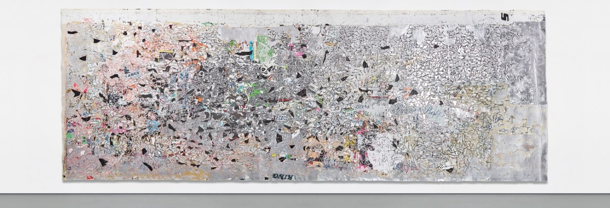Mark Bradford 'Helter Skelter' Painting Sells for Nearly $12 Million, Highest-Ever Auction Price for Work by Living African American Artist