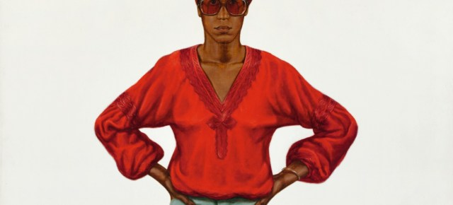 Two 1970s-Era Portraits by Barkley L. Hendricks Top $2 Million at Sotheby's, Shattering the Artist's Previous Record