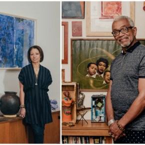 The New York Times Has Been Asking African American Art Collectors to 'Show Us Your Wall'