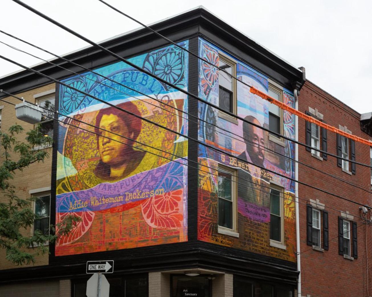 latest news in african american art philadelphia mural honors