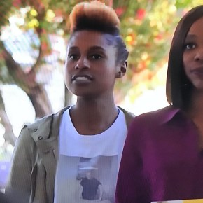 Issa Rae Wore a Carrie Mae Weems T-Shirt on Last Sunday's Episode of 'Insecure'