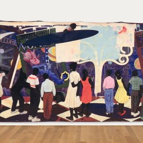 City of Chicago Pulls Kerry James Marshall Painting From Christie's Auction After Public Outcry and Artist's Objection to Sale