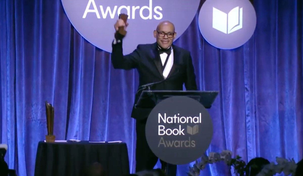 Jeffrey C. Stewart Wins National Book Award for Biography of Alain Locke