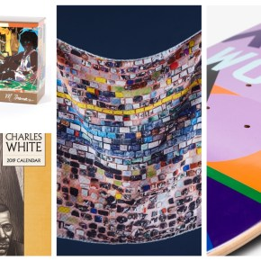 Holiday Gift Guide 2018: Selections Inspired by the Works of African American Artists Jack Whitten, Mickalene Thomas, Charles White & More