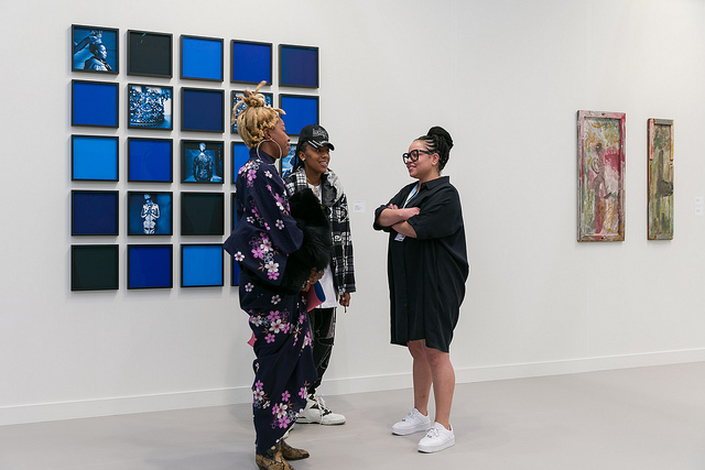 Art on the Backlot: Scenes and Sales From the Inaugural Edition of Frieze Los Angeles