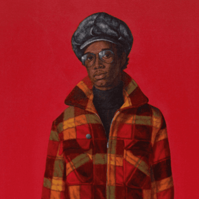 Backstory: Art Collector Kenneth Montague on Acquiring 'Blood (Donald Formey),' the 1975 Painting by Barkley L. Hendricks
