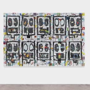 On View: 'Rashid Johnson: It Never Entered My Mind' at Hauser & Wirth, St. Moritz