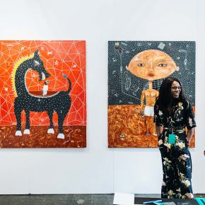 Through a Global Lens: Exploring Works on View at the First-Ever Manhattan Edition of 1-54 Contemporary African Art Fair
