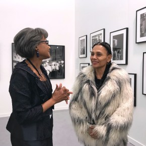 Frieze New York: Booth Prizes Go to Galleries Showing Works by Photographer Ming Smith and Artist Jonathan Lyndon Chase