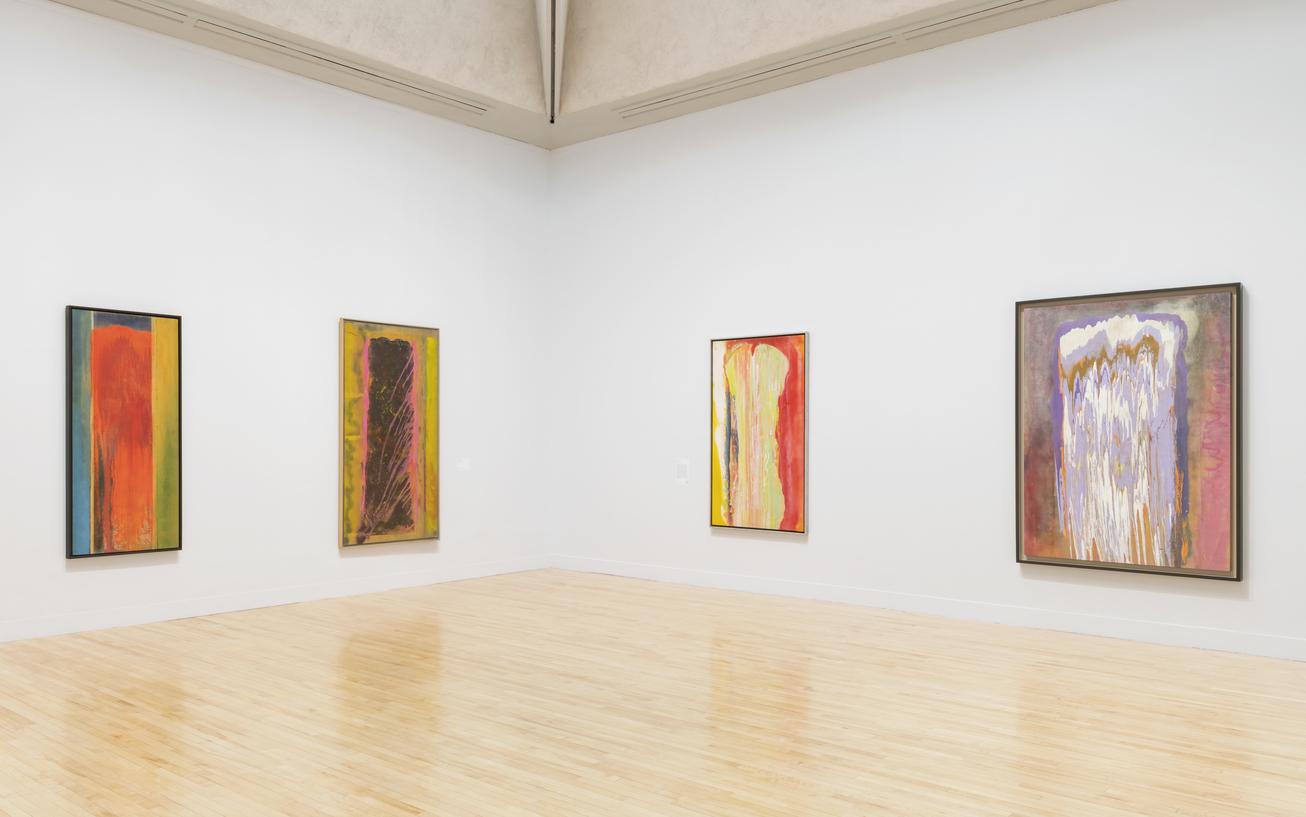 Tate Britain, London, UK. 6 Feb, 2017. Herr und Frau Clark