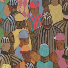 Fast-Rising Artist Derek Fordjour Set a New Auction Record at Phillips New York