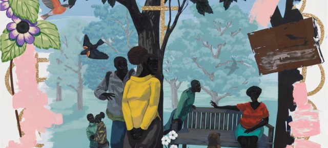 Kerry James Marshall Painting Goes For Nearly $18.5 Million at Sotheby's, Second-Highest Price at Auction for a Work by a Living African American Artist