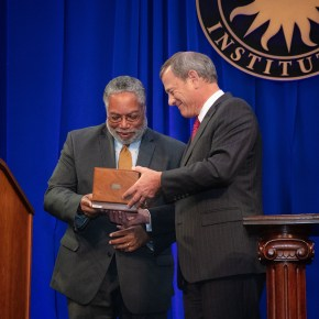 Lonnie G. Bunch III Officially Installed as 14th Secretary of Smithsonian Institution
