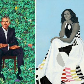 Obama Portraits Inspire Soon-to-be-Released Book and Five-City Tour in 2021