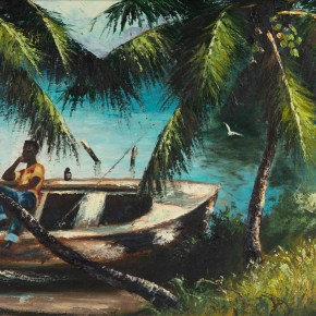 Beginning in Late 1950s, African American Painters Known as 'Highwaymen' Captured Florida's Natural Landscapes