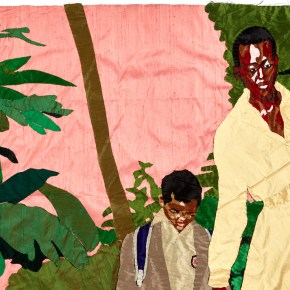 South Africa-Based Artist Billie Zangewa is Now Represented by New York Gallery Lehmann Maupin, Her Silk 'Paintings' Center the Lives and Experiences of Women