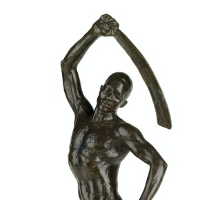 Richmond Barthé Sculpture was Top Lot at Swann African-American Art Auction, 'Feral Benga' Sold for Record-Setting $629K