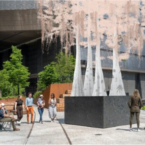 80 Artists are Vying for Next High Line Plinth Commissions, Nearly 20 are Black. Here's What Their Proposed Sculptures Look Like