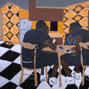 Jammie Holmes Pours His Emotions Into His Paintings: 'When People Look at My Work I Want Them to Feel Something'
