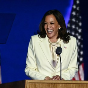 Rev. William J. Barber II on Ascension of Vice President-Elect Kamala Harris: 'You Are the Light of the World'