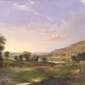 Landscape With Rainbow: Robert Duncanson Painting Was Part of Official Biden-Harris Inauguration Celebration at U.S. Capitol