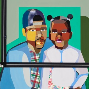 Auction Records: Paintings Derrick Adams and Jammie Holmes Establish New Benchmarks at Christie's, Works by Titus Kaphar and Henry Taylor Also Sold