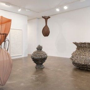 On View: 'Maren Hassinger: We Are All Vessels' at Susan Inglett Gallery in New York