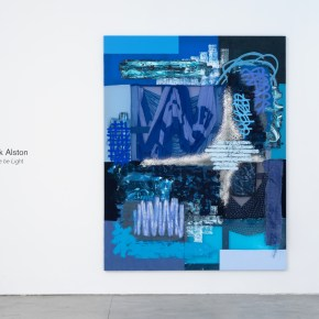 On View: 'Patrick Alston: Let There Be Light' at Ross + Kramer Gallery in New York City