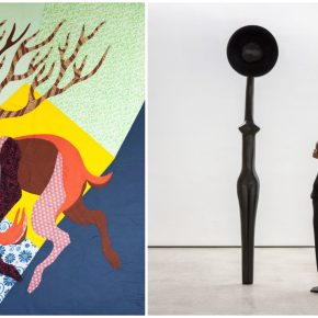 Latest News in Black Art: Sherrill Roland Repped by Tanya Bonakdar, New Hires at Toledo and Harvard Museums, Vision & Justice at Frieze NY, David Hammons Hudson River Installation Complete & More