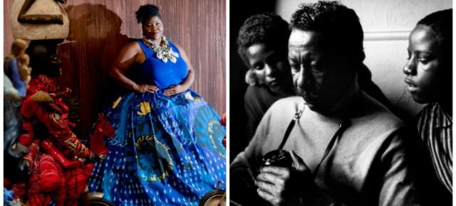 Latest News in Black Art: Julie Mehretu Benefit Auction Sets New Record, Vanessa German Joins Kasmin, Gordon Parks Documentary, Jean-Michel Basquiat & More