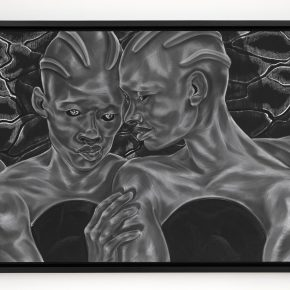 Coming Soon: Toyin Ojih Odutola's 'A Countervailing Theory' Exhibition Will Make U.S. Debut at Hirshhorn Museum This Fall