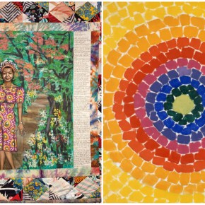 A Rare Occurrence, New 2022 Wall Calendars Feature Celebrated Black Women Artists Faith Ringgold and Alma Thomas