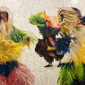 Latest News in Black Art: Nick Cave's Soundsuits are Dancing in New York City Subway, Tavares Strachan Joined Perrotin Gallery, Freedmen's Bureau Records & More