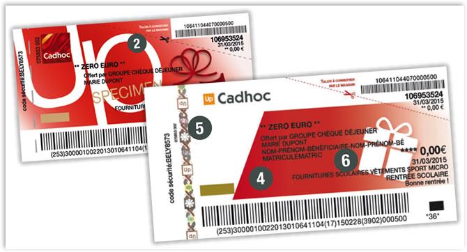 Nous Acceptons Les Cheques Cadhoc Et Kadeos