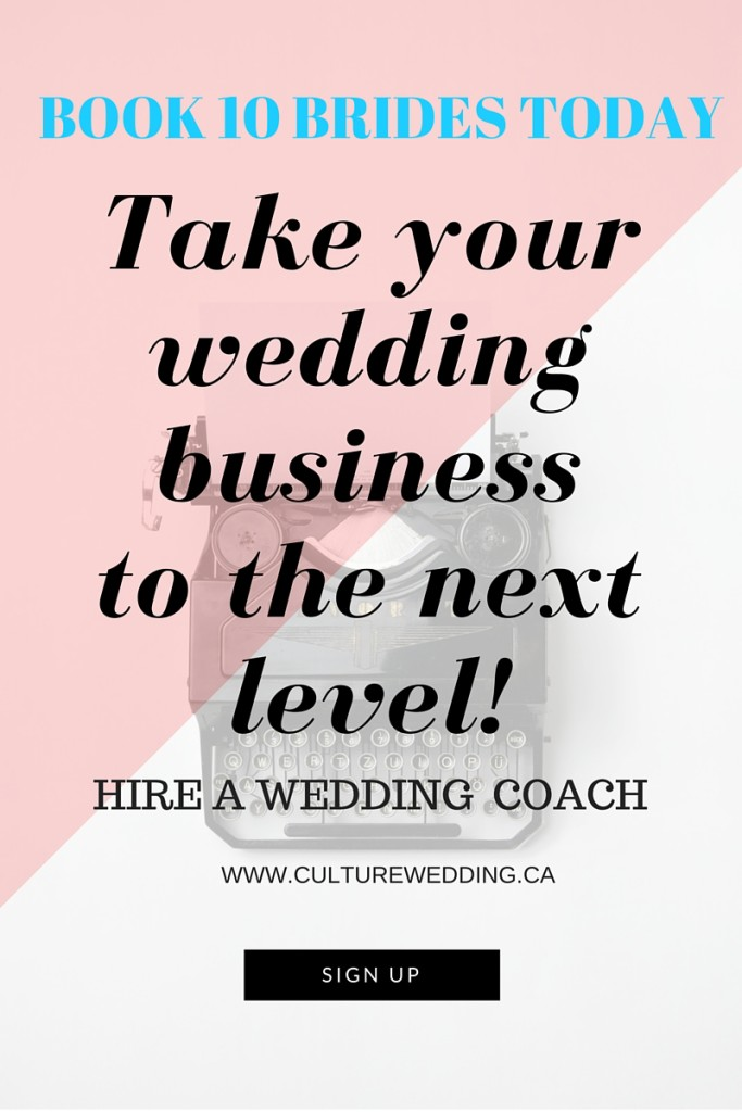 10 Habits of a Successful Wedding Planner
