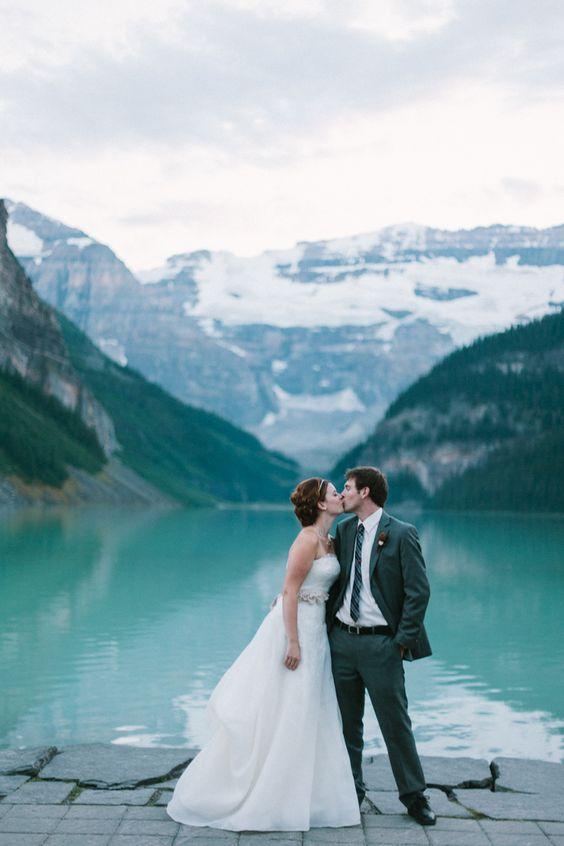 Destination Wedding Canada