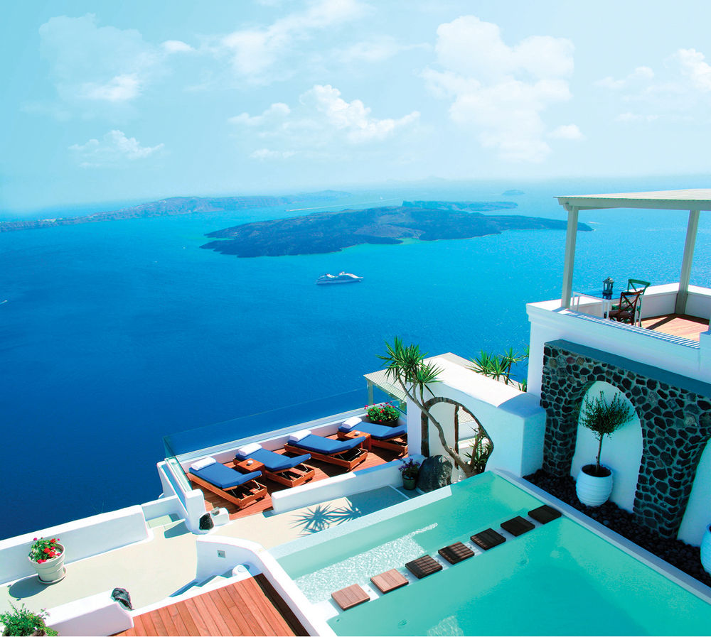 Destination location Greece