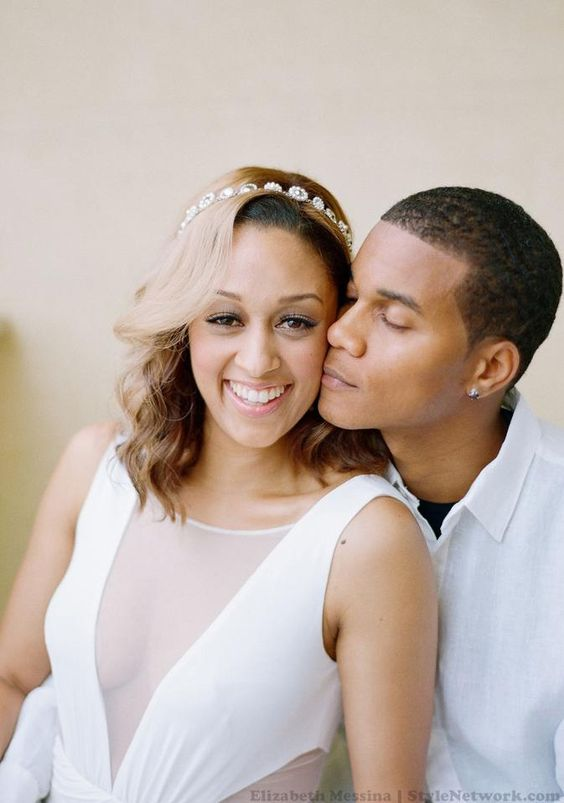 Tia Mowry Hardict Wedding