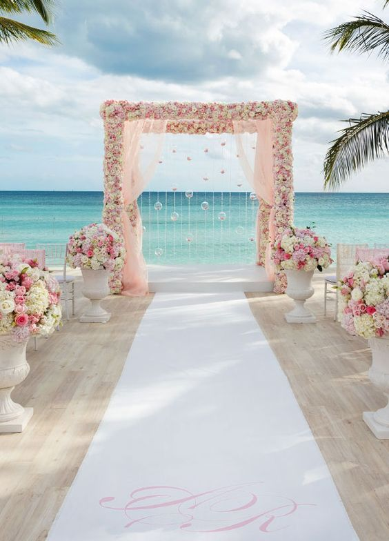Destination Wedding Location Bahamas